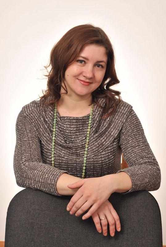 Елена Патутина