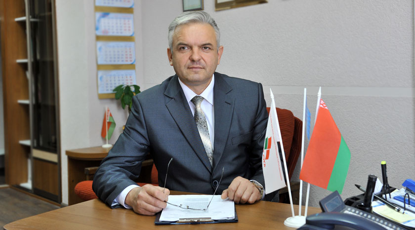 Депутат Виктор Русак