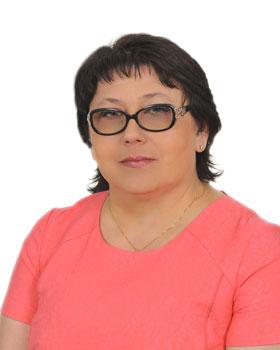 Татьяна Ивановна Курганова
