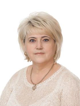 Мария Лайошовна Жук