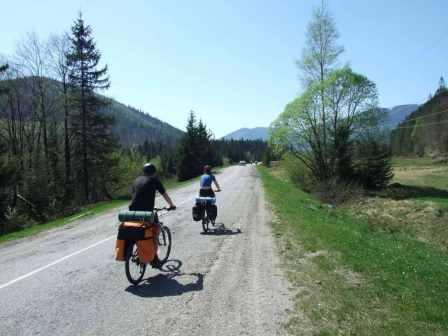 Секция велосипедного туризма