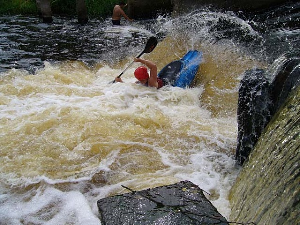 Секция водного туризма