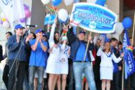 Победа в конкурсе молодежных трудовых бригад