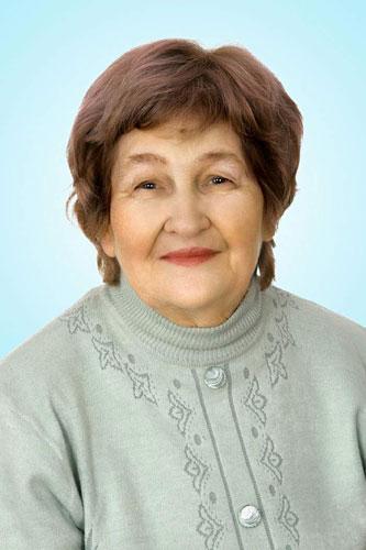 Татьяна Михайловна Табаченко