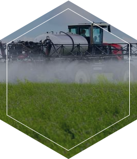 Liquid nitrogen fertilizers (UAN)